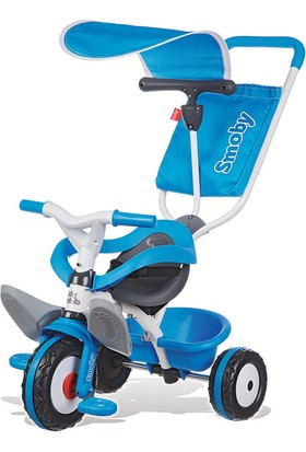 Smoby 444208 Baby Balade Blue Tricycle