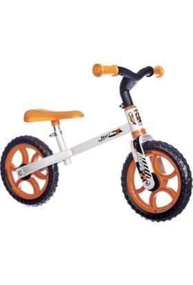Smoby 770200 İlk Bisiklet - Turuncu