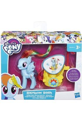 My Little Pony B9159 Figür Ve Balo Arabası