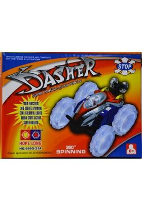 Dasher 999G-21A Uzaktan Kumandalı Pilli Akrobat
