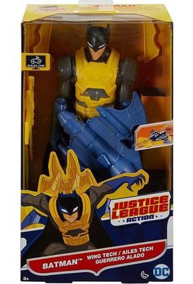 Adalet Takımı Fbr08 Justice League Action Batman Figür Ve Aksesuarları 30 Cm