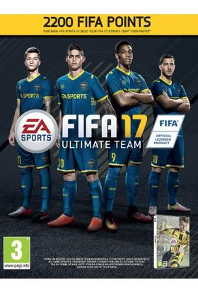 Pc Fifa 17 2200 Fifa Points