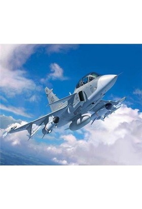 Revell Saab Jas-39D Gripen Twin Seater