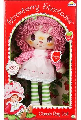 Strawberry Shortcake Çilek Meyve Kokulu Bez Bebek 12320