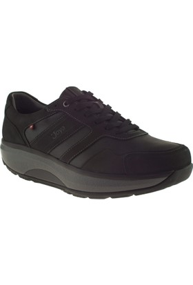 Joya Id Casual Ortopedik Siyah Erkek Ayakkabı