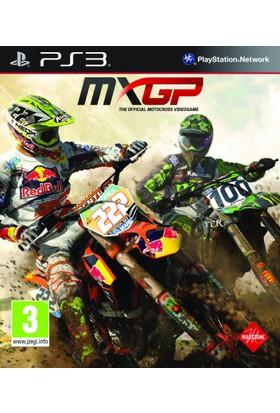Psx3 Mxgp The Offıcial Motocross Vıdeogame