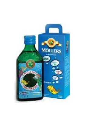 Mollers Omega-3 250 ml