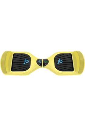 Jetbas Elektrikli Kaykay Sarı