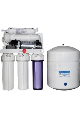 Hayzek 150P Pompalı Su Arıtma Cihazı