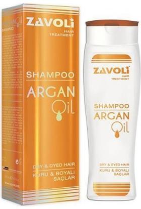 Zavoli 250 Ml Argan Yağlı Şampuan