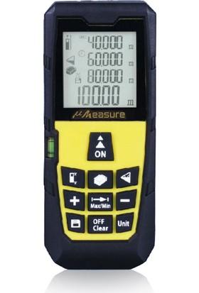 Measure Ms100-A Lazer Metre Mesafe Ölçer Lazermetre 100M