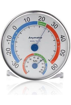 Anymetre Th101E Termometre Higrometre Nem Ölçer