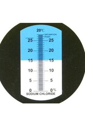 Atc 0-28 Tuzluluk Yoğunluk Ölçer Refraktometre