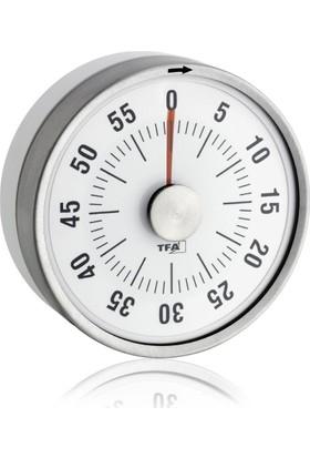 Tfa Puck Mutfak Timer (Zamanlayıcı) Beyaz