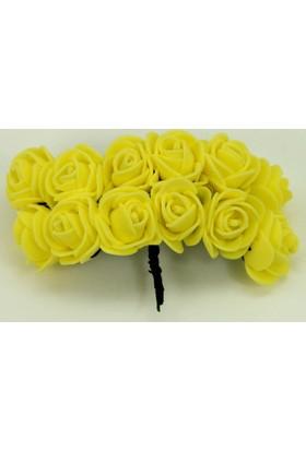 Eymen Latex Gül Sarı 144 Lü