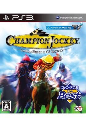 Champion Jockey Ps3 G1 JOCKEY GALLOP RACER