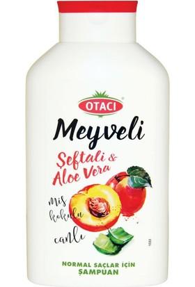 Otacı Meyveli Şampuan Şeftali-Aloevera 400 Ml