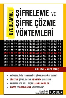 Şifreleme ve Şifre Çözme Yöntemleri - Nuri Ural
