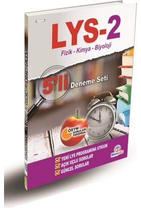 LYS-2 5'li Deneme Seti (Fizik-Kimya-Biyoloji)