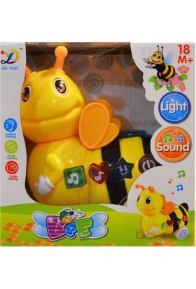 Can Oyuncak Eğitici Sesli Işıklı Arı 9343