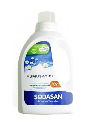 Sodasan Organik Çamaşır Yumuşatıcı - Aloe Veralı 750 ml.