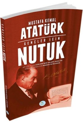 Gençler İçin Nutuk - Mustafa Kemal Atatürk