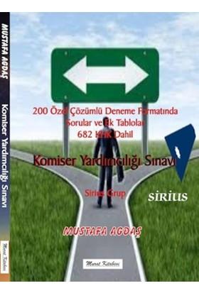 200 Özel Çözümlü Deneme Formatında Sorular Ve Ek Tablolar682 Khk Dahil Komiser Yardımcılığı Kitabı - Mustafa Agdaş