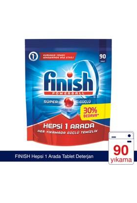Finish Bulaşık Makinesi Deterjanı Hepsi Bir Arada Tablet 65'li
