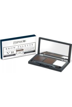 Eylure Brow Palette Dark Brown N10