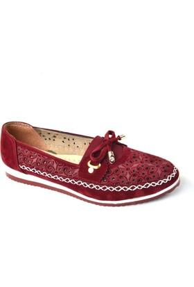 Almira ZN Fiyonklu Bayan Babet Ayakkabı
