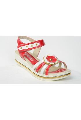 Yasminay Ft 241 Günlük Ortopedik Kız Çocuk Sandalet