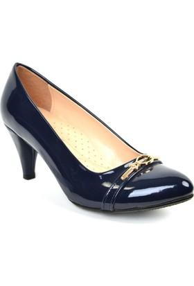 Kaplan ZN 100 Bayan Abiye&Bindallı Stiletto Ayakkabı
