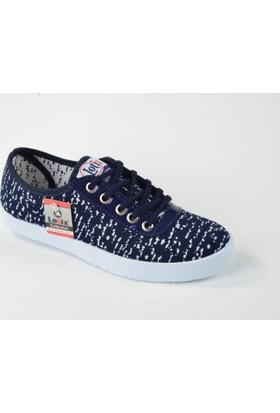 Lotix ZN Bayan Kot Günlük Giyim Spor Ayakkabı