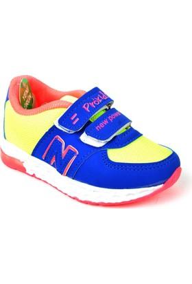 Prokids Bebe 067 Kız Bebe Spor Ayakkabı
