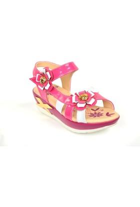 Adenya Yeni Sezon Kız Çocuk Yazlık Sandalet Ayakkabı