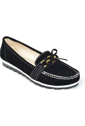 Çka D17 Klasik Ortopedik Tımbırlent Günlük Bayan Babet Ayakkabı
