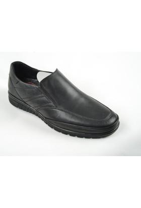 Işık 1454 Erkek Hakiki Deri Ortopedik Ayakkabı