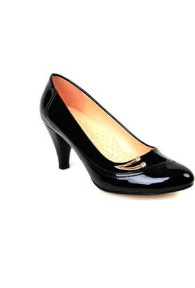 Kaplan ZN 104 Bayan Abiye&Bindallı Stiletto Ayakkabı