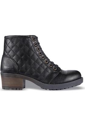 M.P FT 0339 Hakiki Deri Kız Çocuk Bot Ayakkabı