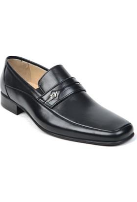 Tek yıldız 0117 %100 Deri Günlük Erkek Kundura Ayakkabı