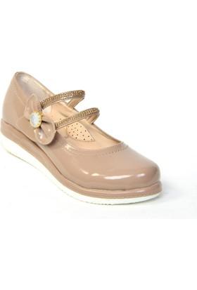 Kirazkids Ft 204 Cırtlı&Ortopedik Kız Çocuk Ayakkabı