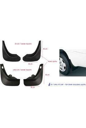 Opel Astra K Paçalık - Çamurluk -Tozluk