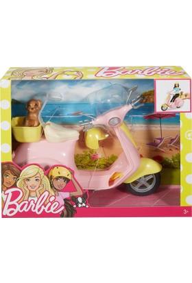 Mattel Barbie DVX56 Scooter / Barbie Oyuncak Skuter