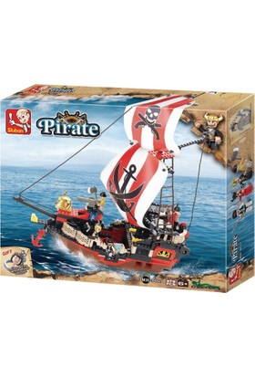 Sluban Korsan Gemi 379 Parça