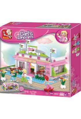 Sluban Girl's Dream Oyun Salonu 289 Parça