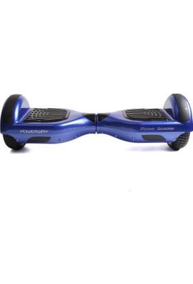 Powerway Unisex Power Scooter Pws707-Blue