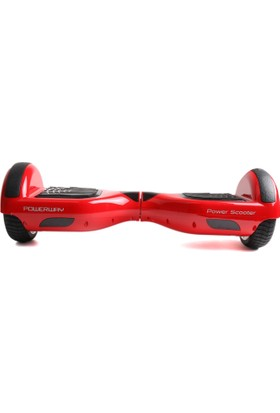 Powerway Unisex Power Scooter Pws707-Red