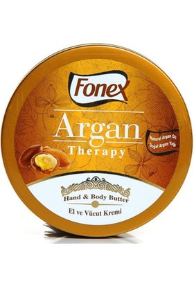 Fonex El Vucut Kremi 150 Ml Argan Touch