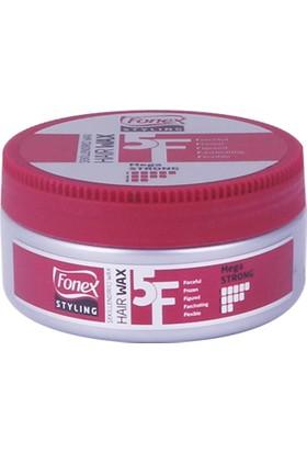 Fonex 5F Wax 150 Ml Mega Strong