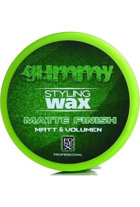 Gummy Wax Mat 150 Ml Matte Finish
